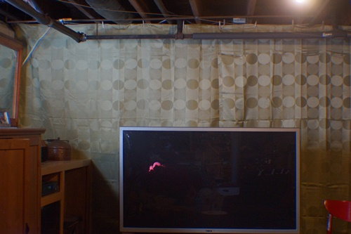 Making the Basement More Homey – Cape Of Dreams