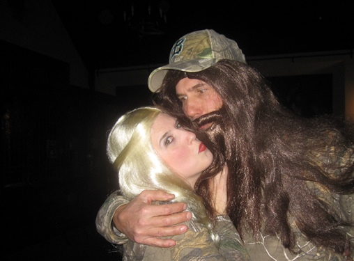 DIY Duck Dynasty Costumes
