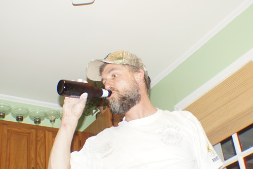 Drinking to survive remodel