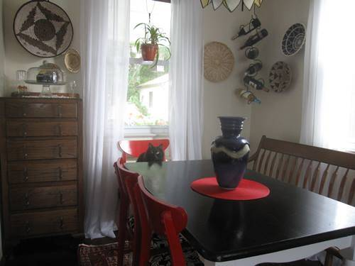 Dining room August 2014