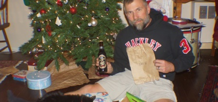 The twelve beers of Christmas