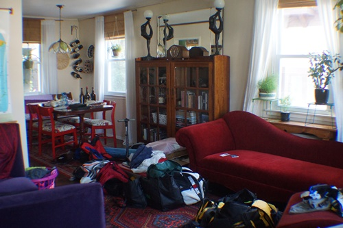 The Apartment: Messy, We-Just-Moved-In Edition – Random ...