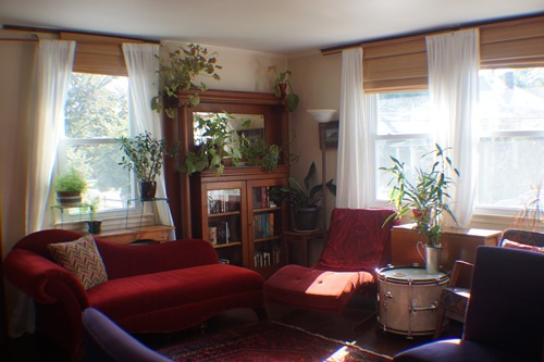 Living Room August 2015