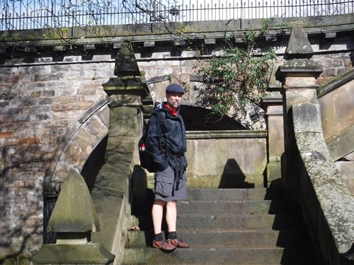Stair to Water of Leith