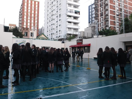 Assembly in Argentina