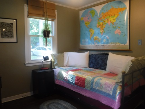 The Guest Bedroom 2016