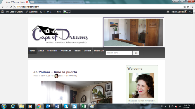 Capeofdreams.com