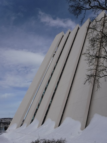 Ishavskatedralen - the Arctic Cathedral