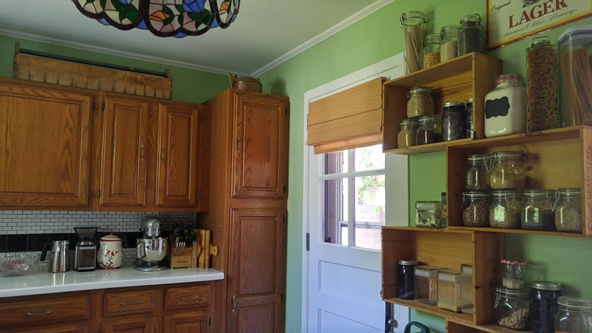 Kitchen August 2017